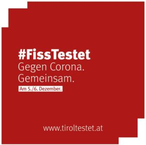 Logo Fiss testet Land Tirol