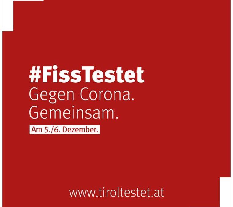 #FissTestet – Unterstützung durch die Feuerwehr Fiss