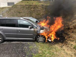 Auto in Brand