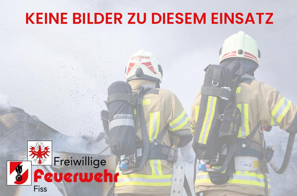 Einsatz 17/21: Brandmeldealarm Cafe Dorfstadl